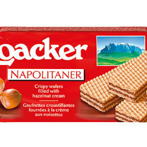 Loacker Wafer Napolitaner 45g.